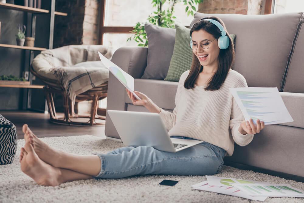 Da li ste znali da je sedenje na podu dobro za vaše zdravlje?