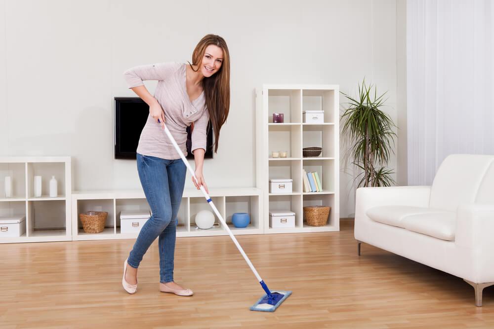 Sagorite kalorije čišćenjem stana – Bolje je od prosečnog kratkog treninga!