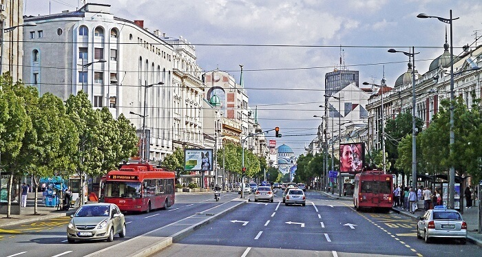 Tadeuša Košćuška, Bahtijara Vagabzade… Neke zanimljivosti o ulicama u Beogradu