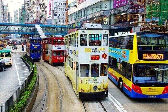 Hong Kong – Uveli autobusku liniju samo za spavanje, sva mesta odmah rasprodata
