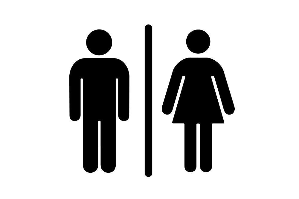 Nije haljina – Da li znate šta predstavlja ženski znak na vratima toaleta?